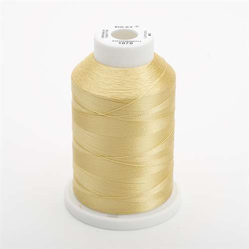 Sulky 40 wt 1500 Yard Rayon Thread - 944-1070 - Gold
