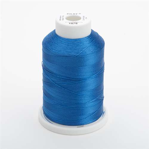 Sulky 40 wt 1500 Yard Rayon Thread - 944-1076 - Royal Blue