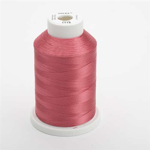 Sulky 40 wt 1500 Yard Rayon Thread - 944-1119 - Dark Mauve