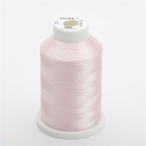 Sulky 40 wt 1500 Yard Rayon Thread - 944-1120 - Pale Pink
