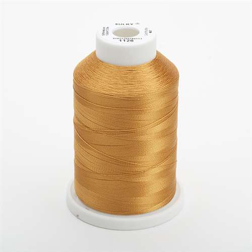 Sulky 40 wt 1500 Yard Rayon Thread - 944-1126 - Tan