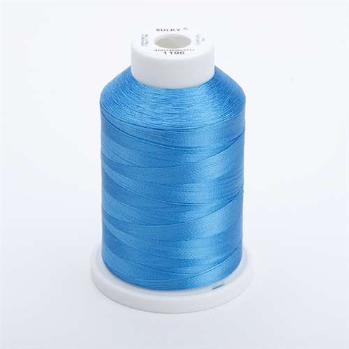 Sulky 40 wt 1500 Yard Rayon Thread - 944-1196 - Blue