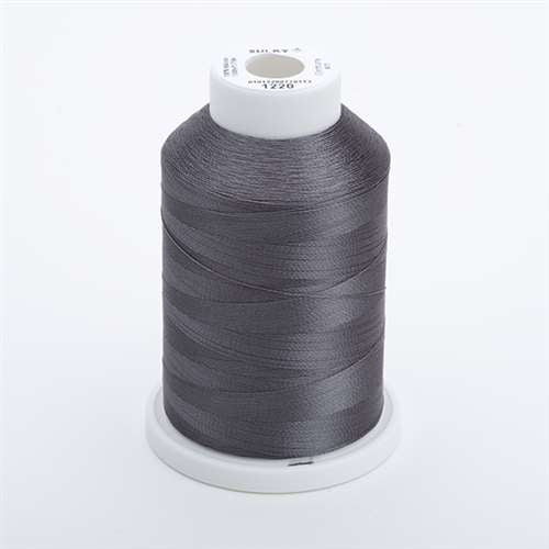 Sulky 40 wt 1500 Yard Rayon Thread - 944-1220 - Charcoal Gray