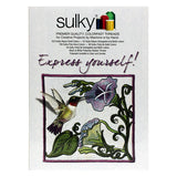 Sulky Combo Rayon & Polyester Real Thread Card
