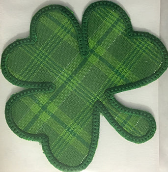 Plaid Shamrock