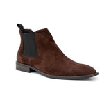 Hume Coffee Suede