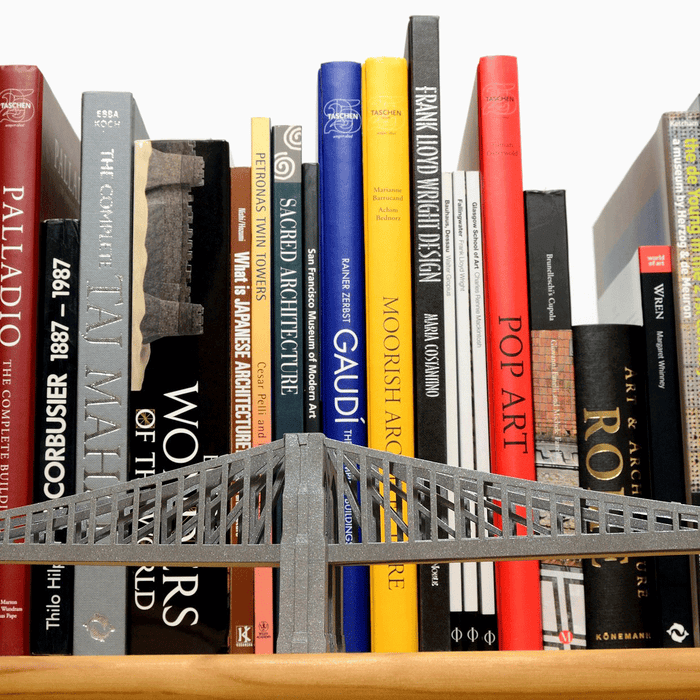 Brooklyn Bridge Paper Model by PaperLandmarks Real Life