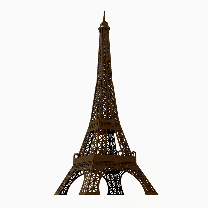 Eiffel Tower Paper Model by PaperLandmarks