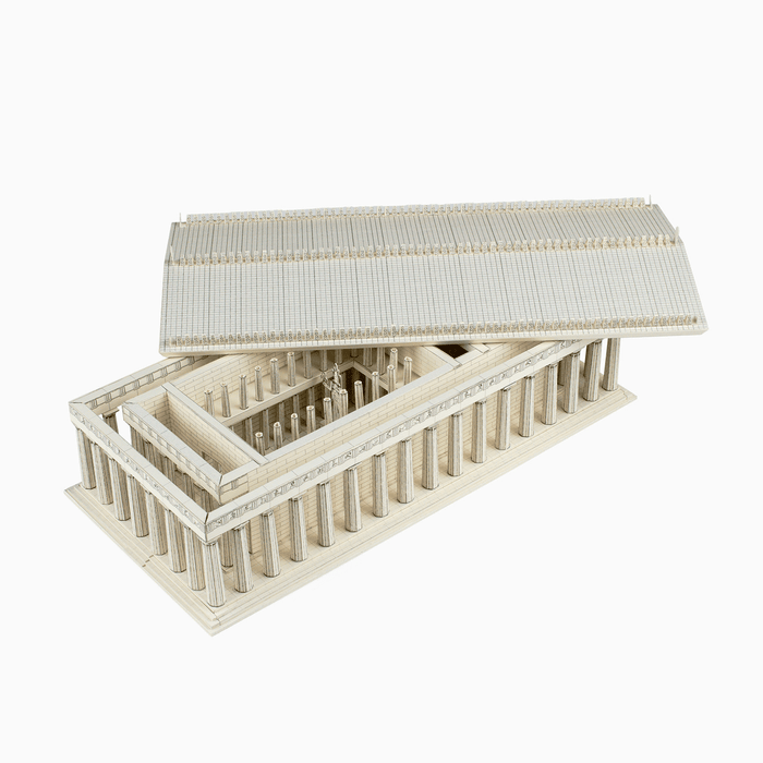 Parthenon Paper Model by PaperLandmarks Rooftop