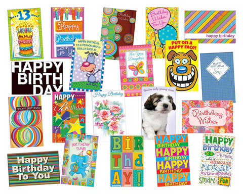 Birthday Cards Flossie Cards