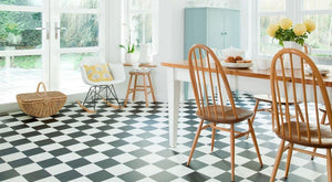 Alicante 599 Eco Vinyl Lino Flooring 4m Width Square Metre Price is £7.95 - undergroundflooring.co.uk