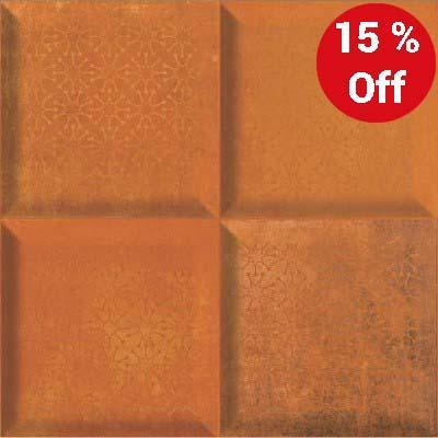 Piazza Axel DK 300x300mm Decorative Ceramic Wall Tile Our Lowest SQM Price Ever £15.98 - undergroundflooring.co.uk