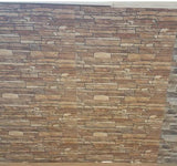 Aster Split Face Slate Decorative Multicolour 300x600mm Wall Tile Square Metre Price is £15.80 - undergroundflooring.co.uk