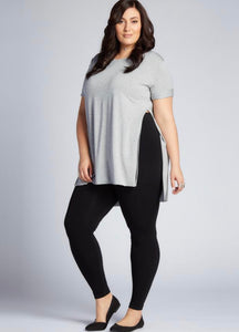 bamboo high-waisted legging