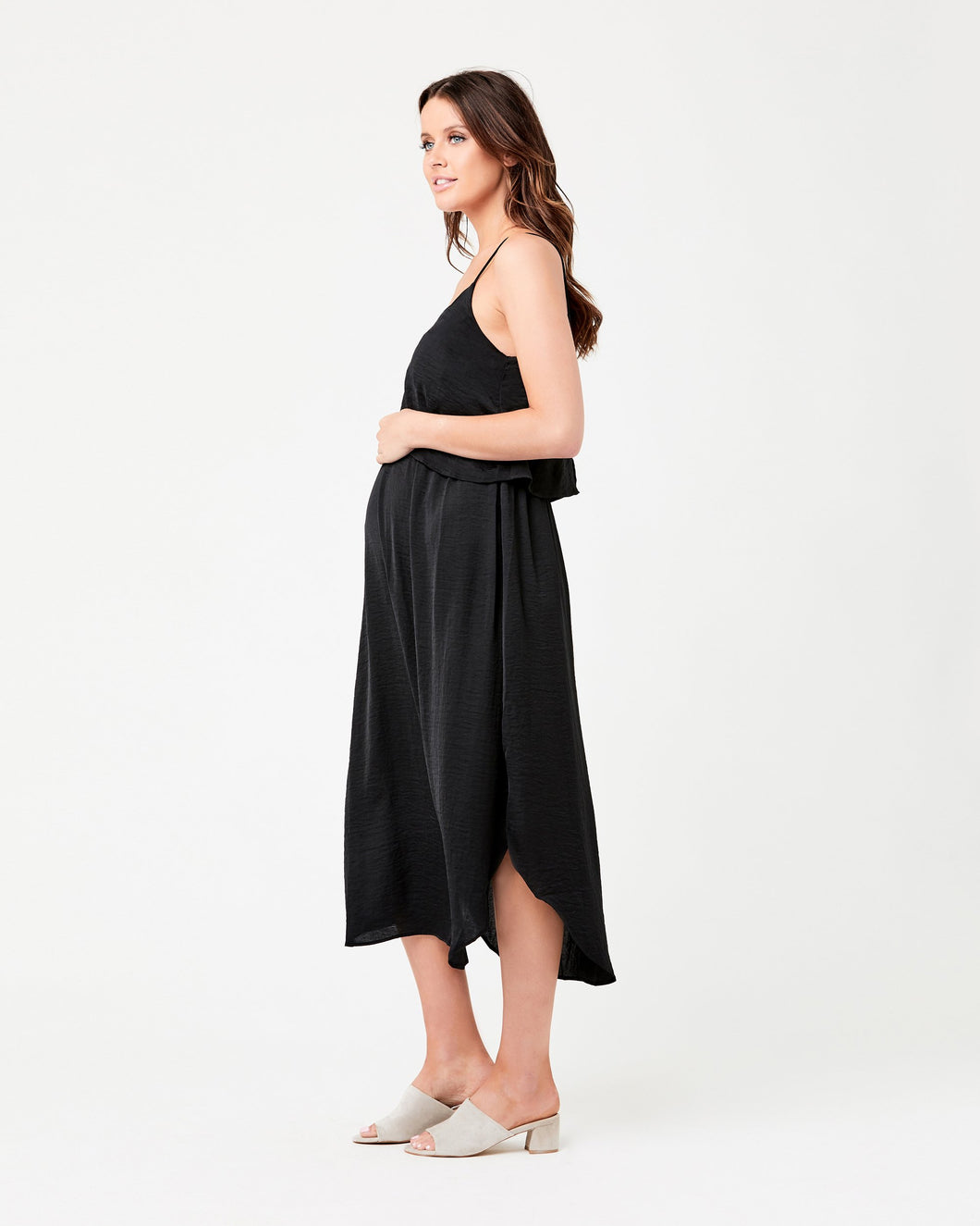 nursing slip dress