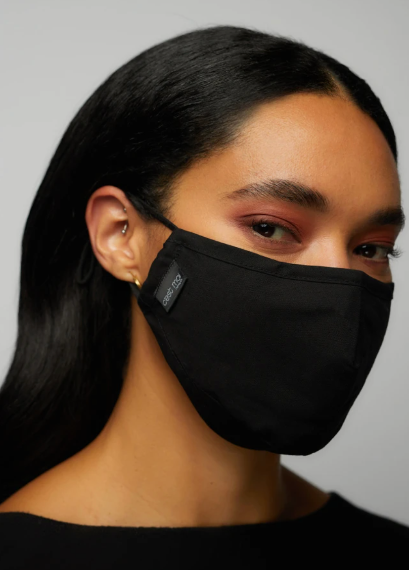 three-layer mask