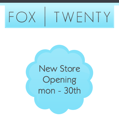 Welcome to Fox | Twenty. Our site will be available shortly...