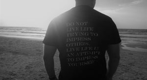 Inspirational T Shirt Quotes