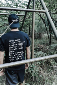 Inspirational & Powerful Quote Men's Tee