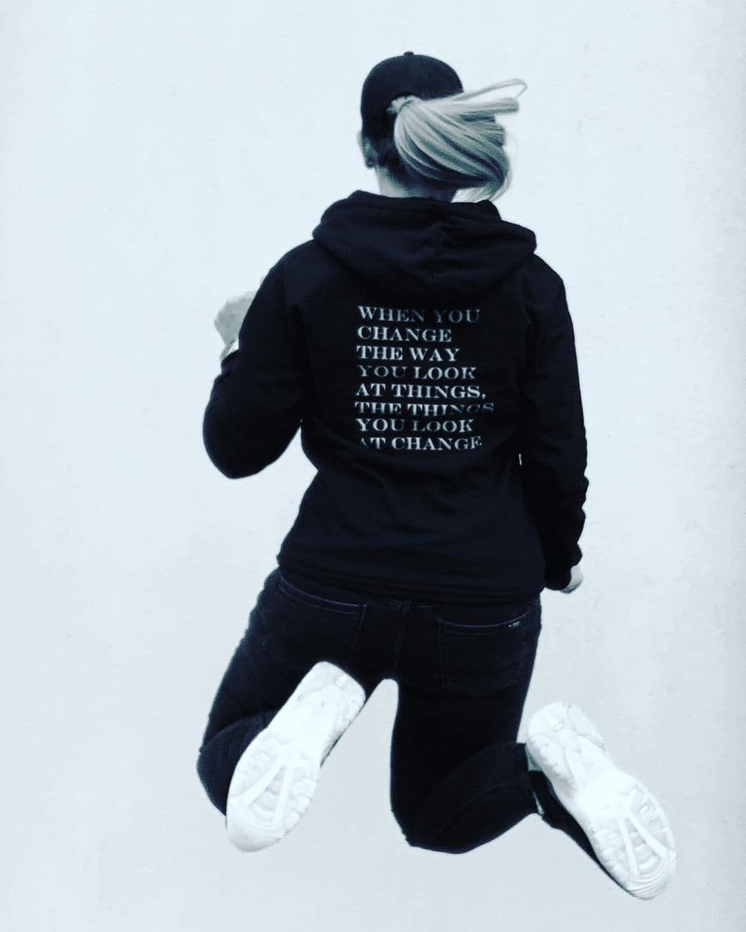 Inspirational Quotes Hoodies