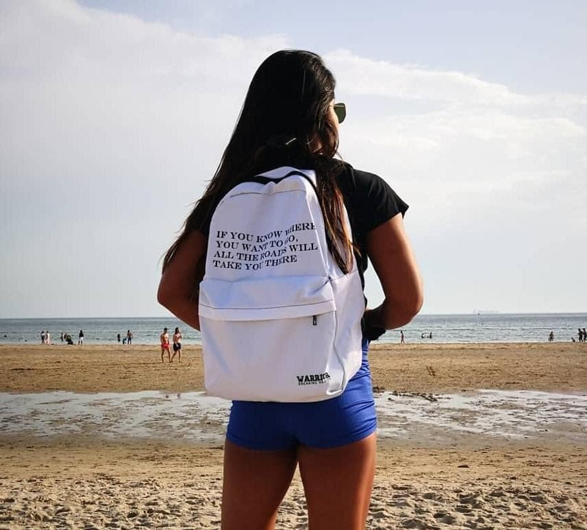 Your Unique & Inspirational Backpack