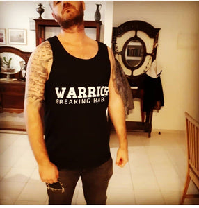 """Freedom"" Men's Softstyle Tank Top - Warrior"