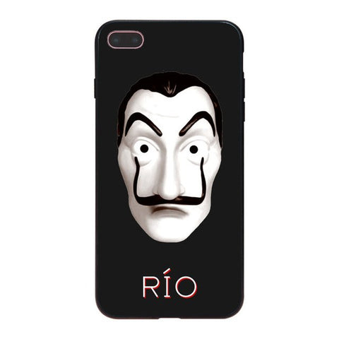 Coque iPhone Rio Design Casa de Papel