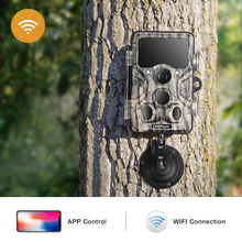 Load image into Gallery viewer, Campark T86 20MP 1296P WiFi Bluetooth Trail Camera - Freedom USA Sales