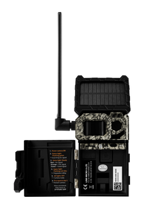 SPYPOINT LINK-MICRO-S-LTE Solar Cellular Trail Camera with FREE Security Box, Micro SD card, LIT-10 battery - Freedom USA Sales