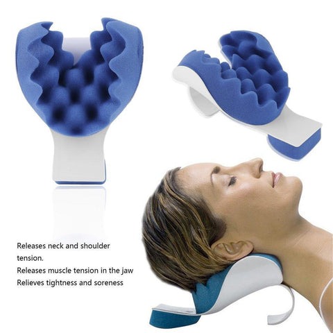 Specialist Design Neck Pain Relief Cushion