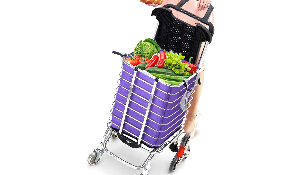 Foldable Shopping Cart Trolley