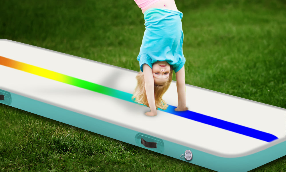 4/5/6M Inflatable Air Track Mat