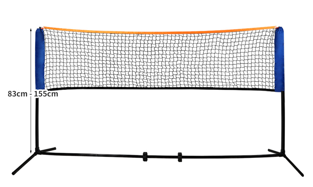 Portable 3M Badminton Volleyball Tennis Net