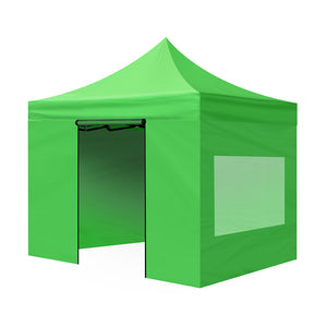 Mountview Green 3x3 M Gazebo Outdoor Canopy Pop Up Tent