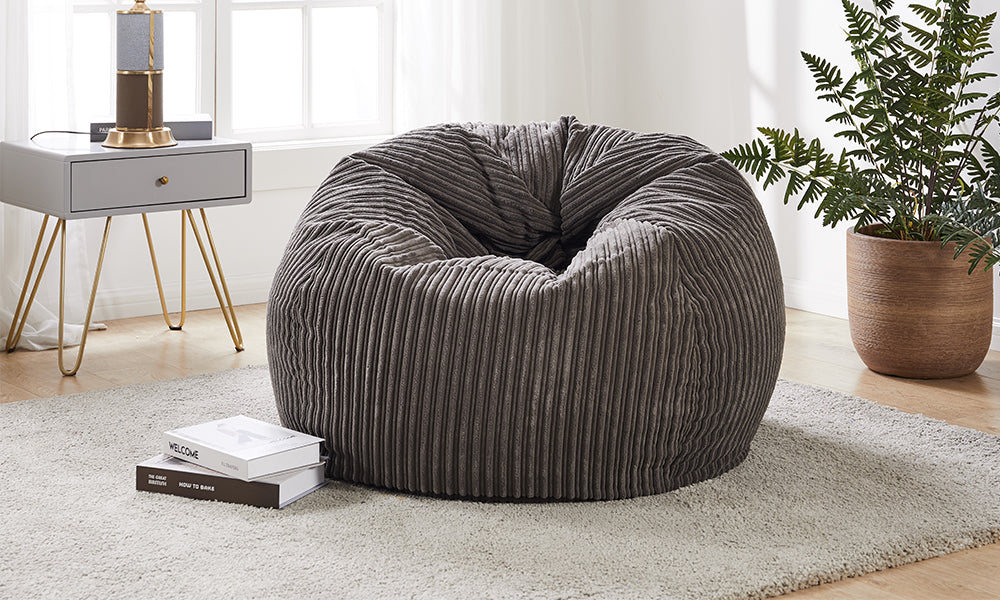Corduroy Bean Bag Cover