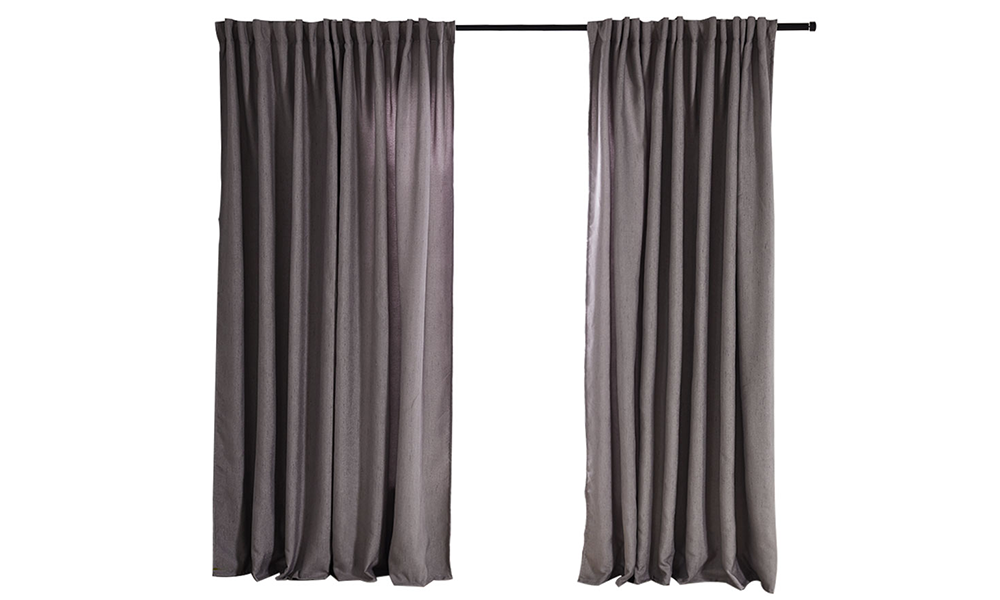 Set of 2-Panel Blockout Curtains