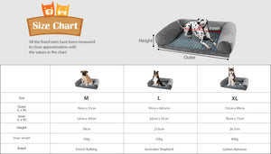 Orthopedic Sofa Dog Beds