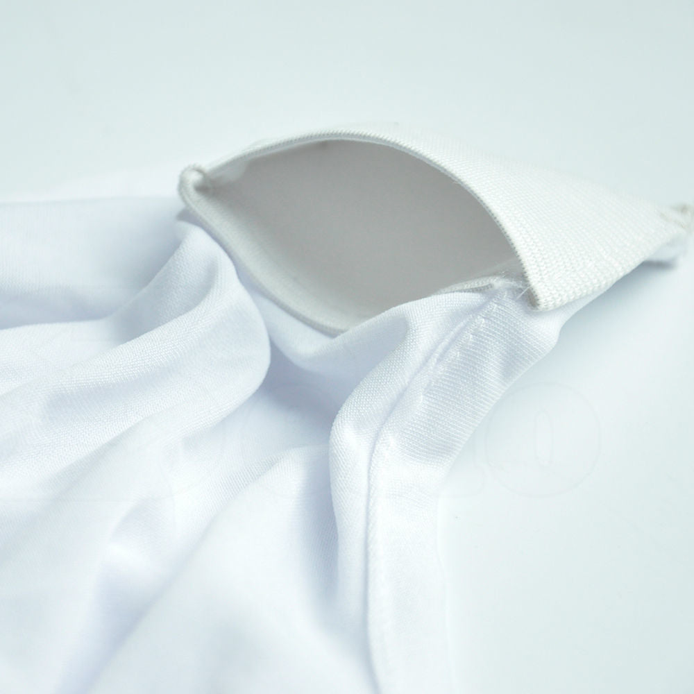 10x Chair Cover Spandex Lycra Stretch Banquet Wedding Party White Colour