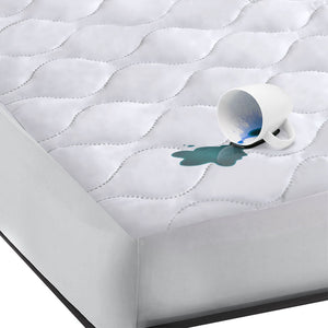 DreamZ Fitted Waterproof Bed Mattress Protectors Covers King