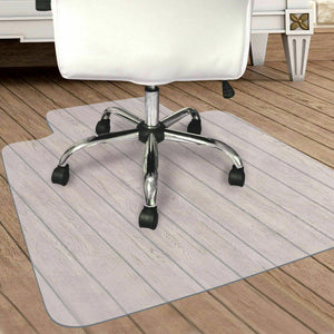 Carpet Floor Protector Office Computer Work Chair Mat Vinyl PVC Plastic 120x90cm