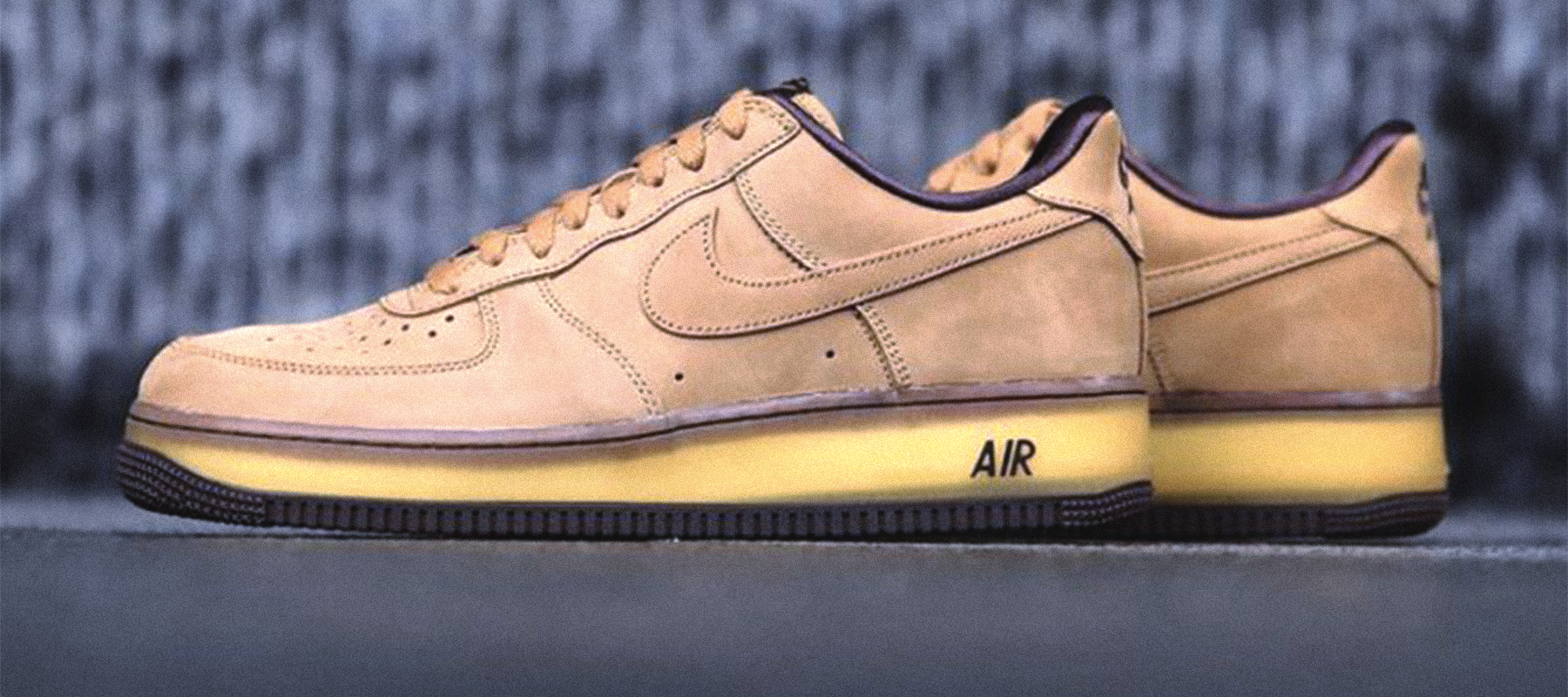Nike Air Force 1 Low Wheat Mocha