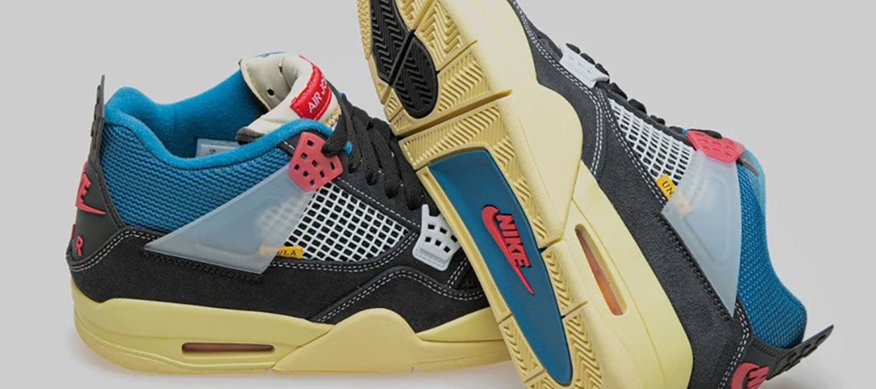 Air Jordan 4 x Union Los Angeles Sneakers News