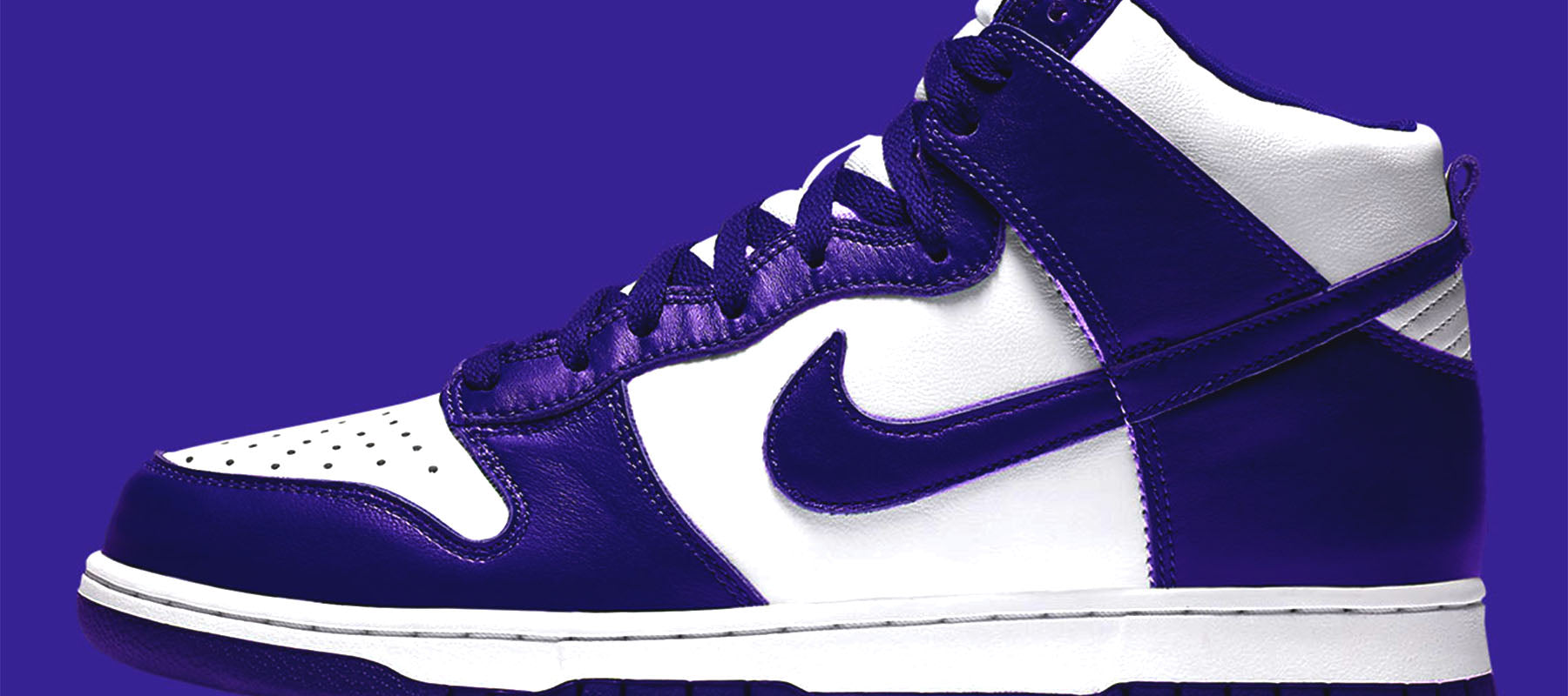Nike Dunk High WMNS Varsity Purple