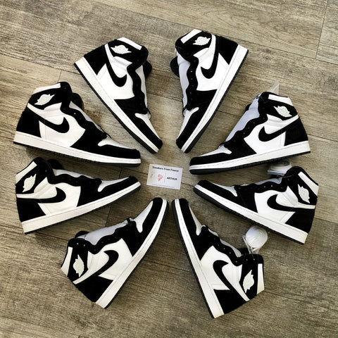 Air Jordan 1 Panda Twist - CD0461-007 - Sneakersfromfrance stock
