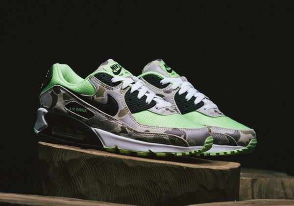 Air Max 90 Duck Camo Volt