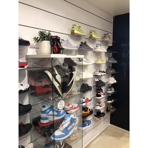sneakersfromfrance pop-up store