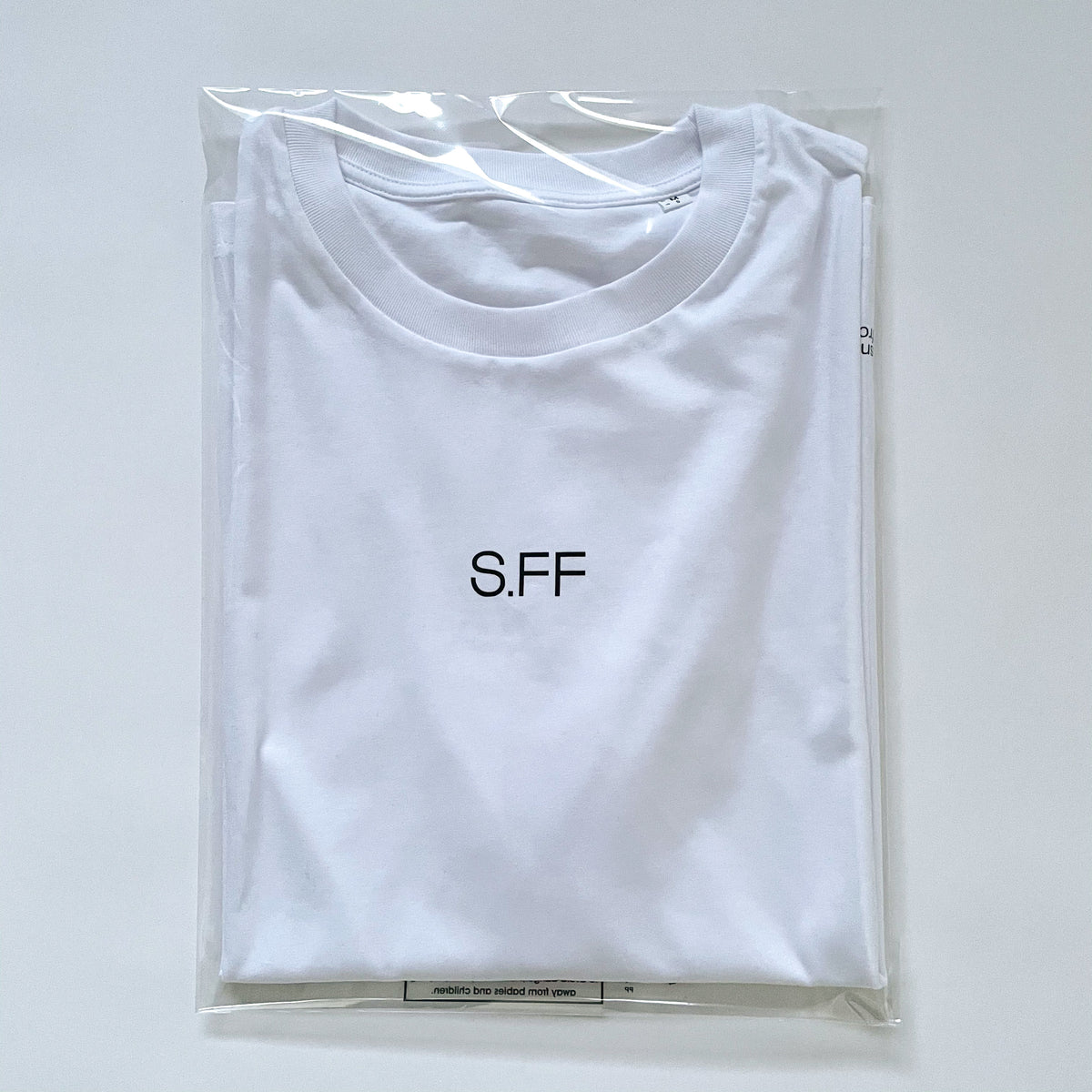 SFF T-shirt White