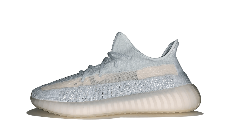 Yeezy Boost 350 V2 Cloud White (Reflective) - FW5317 - Sneakersfromfrance