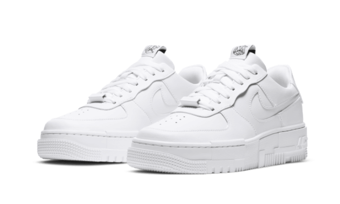Air Force 1 Low Pixel White - CK6649-100 - Sneakersfromfrance
