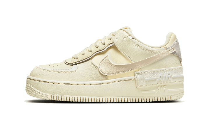Air Force 1 Low Shadow Coconut Milk - CU8591-102 - Sneakersfromfrance